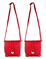 Cecile Sling ( Combo Of 2 Slings ) By Heels & Handles (N1235Set2)