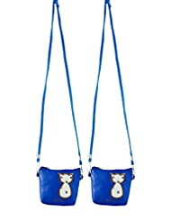 Feline Sling ( Combo Of 2 Slings ) By Heels & Handles (N1240)