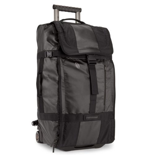 Timbuk2 Aviator Wheeled Backpack, Black, Large