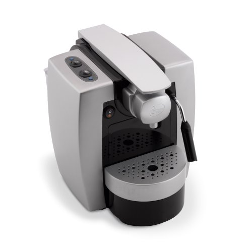 Illy Mitaca 21035 Pod 1 Plus Espresso Machine with Steam, Silver