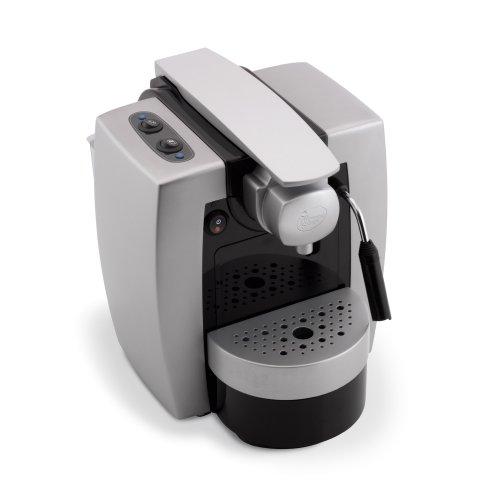 Illy Mitaca 21035 Pod 1 Plus Espresso Machine with Steam, Silver