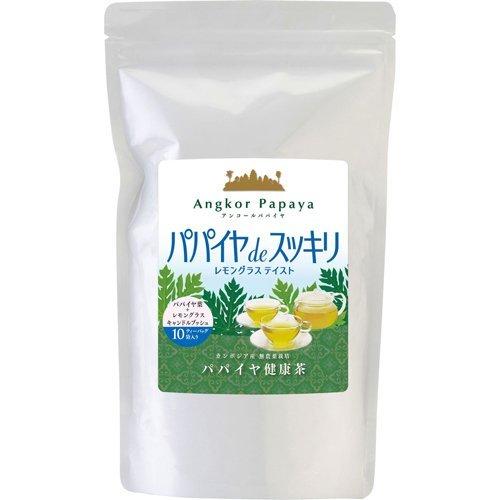 パパイヤdeスッキリ 3g×10袋 健康食品 植物由来 果実・果物 [並行輸入品]
