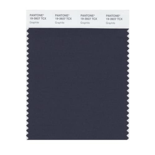 Amazon.com: Pantone 19-3927 TCX Smart Color Swatch Card, Graphite