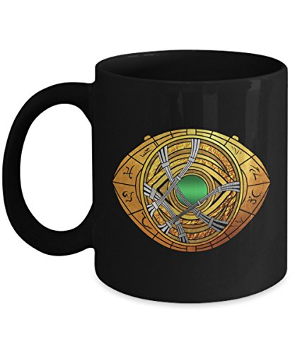 Doctor Strange Coffee Mug - Eye Of Agamotto