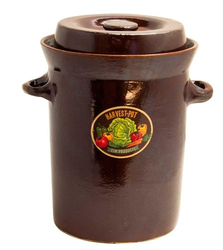 TSM Harvest Fermenting Crock Pot, 15 Liter