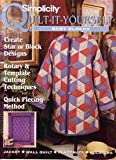 img - for Quilt-It-Yourself Schoolhouse book / textbook / text book