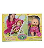 Beautiful Cabbage Patch Kids Baby & Stroller