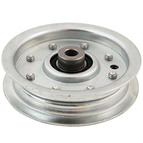 Yard Machine Pulleys : Rotary flat idler pulley home garden lawn outdoor power equipment accessories