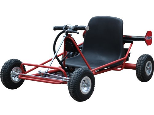24V Solar Electric Go Kart