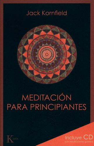 Meditación Para Principiantes (+ CD) (Sabiduría perenne)