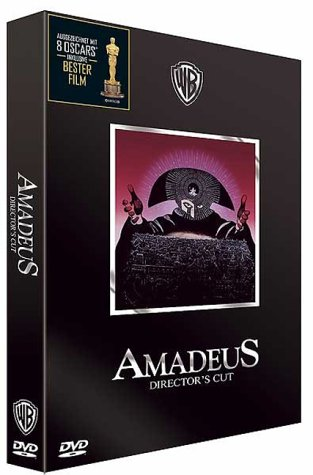Amadeus - Directors Cut (Collector's Box, 2 DVDs) [Director's Cut]