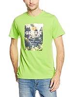 Alpine Pro Camiseta Manga Corta ABIC 2 (Verde)