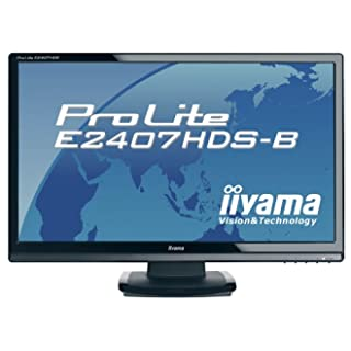 Iiyama ple2407hds b1 ecran pc lcd full hd 24 wide for Ecran pc wide