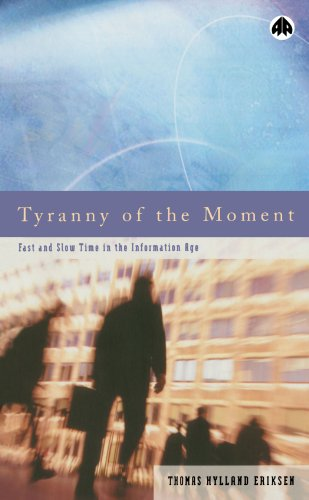 Tyranny of the Moment: Fast and Slow Time in the Information Age
