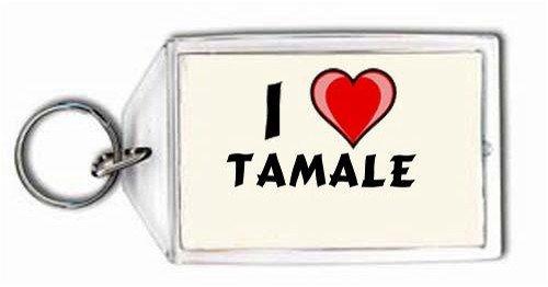 Tamale Keychain