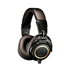 Audio-Technica ATH-M50xDG Over-Ear Professional Studio Monitor Headphone  (Dark Green)