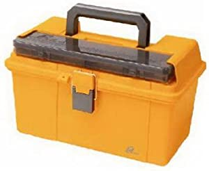 Plano 452-006 Grab-N-Go 16-Inch Tool Box with Tray - Toolboxes