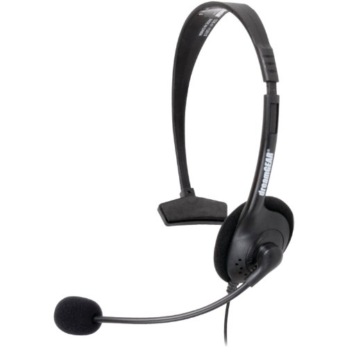 Xbox 360 Broadcaster Headset - Black