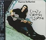 Songtexte von Warren DeMartini - Crazy Enough to Sing to You