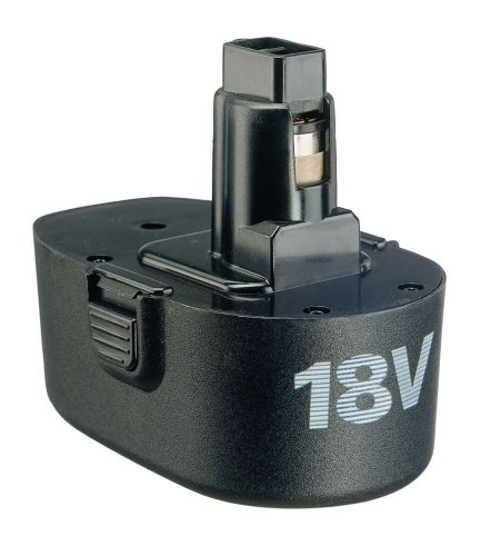 Black & Decker Ps145 Firestorm 18-Volt Nicad Pod Style Battery