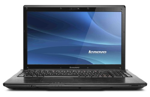 Lenovo Ideapad G560 0679-4TU 15.6-Inch Laptop (Black)