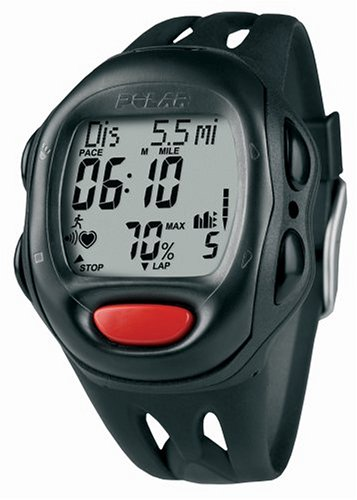 Polar S625X Heart Rate Monitor Watch