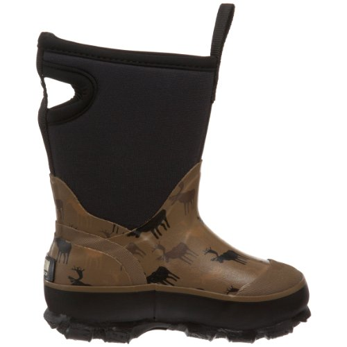 Baffin Marsh Insulated Boot (Toddler Little Kid Big Kid) - Taupe Moose ...
