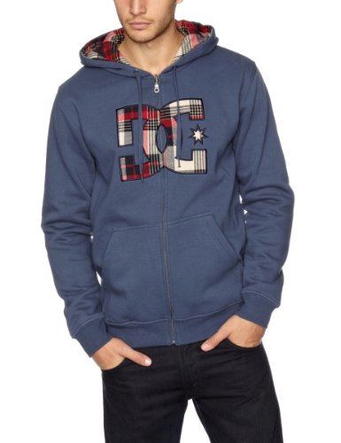 DC Clothing Thresher EU Men's Jumper Dark Denim Small