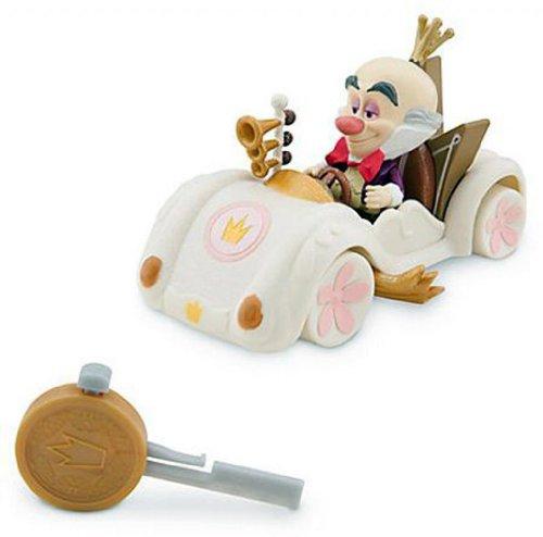 Imagen de Juguete / Juego de Disney Wreck-It Ralph Exclusivo Rey Caramelo Racer con los acentos de brillo iridiscente (edad 3 +)