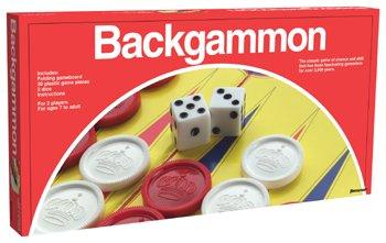 Pressman Economy Backgammon