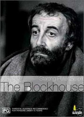 Peter Sellers in The Blockhouse DVD