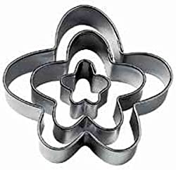 Wilton Fondant Cutter Set - Flower - 5-petal