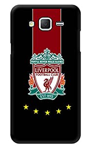 """Humor Gang Football Club Printed Designer Mobile Back Cover For """"Samsung Galaxy On5"""" (3D, Glossy, Premium Quality Snap On Case)"""