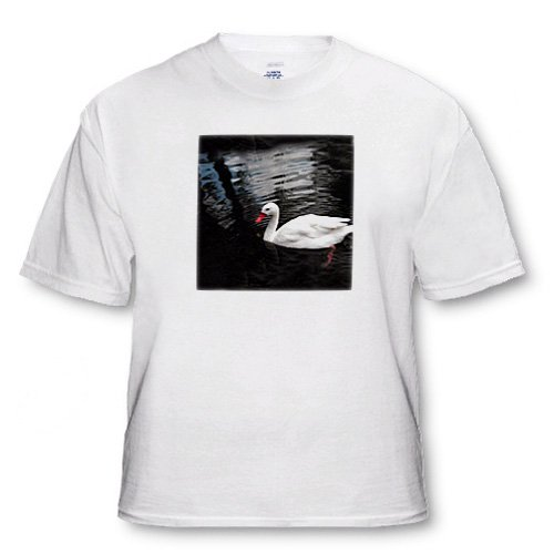 White Duck - Adult T-Shirt 2XL