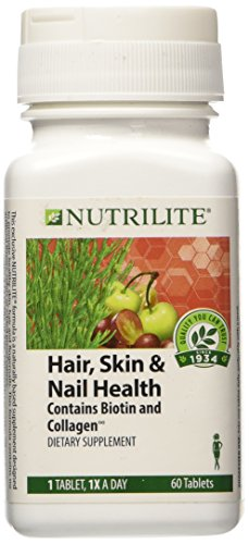 NUTRILITE® Complex for Hair, Skin & Nails (60 Tablets) (Nutrilite Amway Vitamin compare prices)