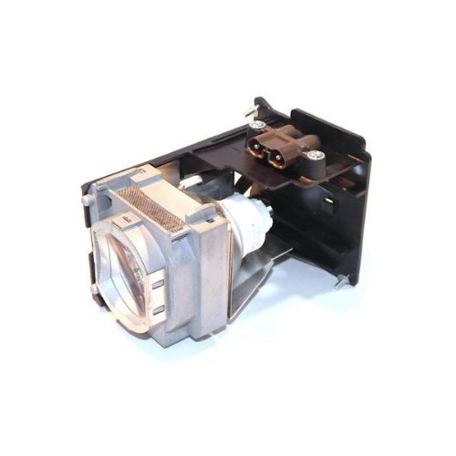 Mitsubishi Compatible VLT-HC5000LP-ER - Projector Lamp with Housing - For Front Projectors vlt xd20lp replacement projector bare lamp for mitsubishi lvp x30u lvp xd20 lvp xd20a lvp xd20a mini mits