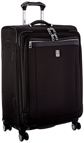 Travelpro Platinum Magna 2 25 Inch Express Spinner Suiter, Black, One Size
