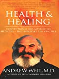 Health & Healing (0751517666) by Andrew Weil