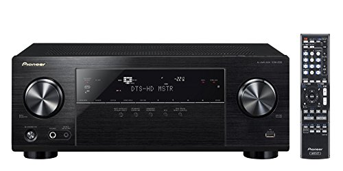 Pioneer AVアンプ 5.2ch Wi-Fi/Bluetooth/4K/ハイレゾ音源対応 VSA-830