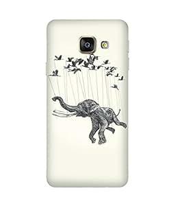 Flying Elephant Samsung Galaxy A7 2016 Edition Case