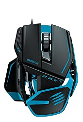 Mad Catz PC R.A.T. TE Gaming Mouse (Matte Black)