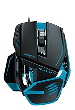 Mouse de Juego Mad Catz R.A.T.TE Tournament Edition para PC y Mac