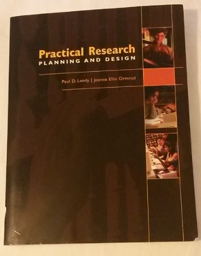 pdf epub download practical research planning and design ebook