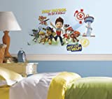(18x40) Paw Patrol Wall Graphix Wall Decal