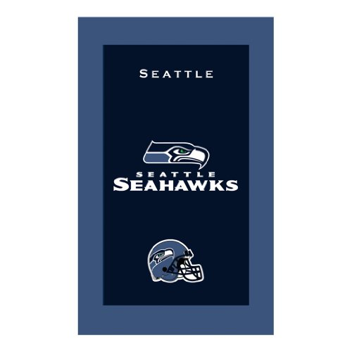 Seattle Seahawks NFL Licensed Towel by KR at Amazon.com