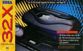 Sega Genesis 32X Console (Sega Cd Console compare prices)
