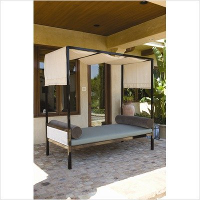 Koverton K-260-25CT Parkview Woven Daybed Canopy Top
