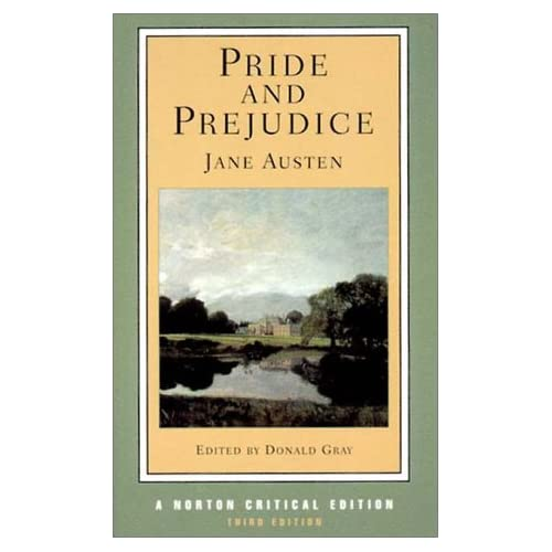 a literary analysis of love in pride and prejudice