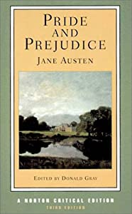 "Pride and Prejudice by Jane Austen - featured on Favorite Reads - A list of just a tiny sampling of my favorite books, compiled for the Schoolhouse Review Crew round-up ""Our Favorite Books"" - Find my list on Homeschool Coffee Break @ kympossibleblog.blogspot.com"