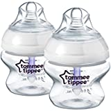 Tommee Tippee Anti Collic Bottle, 2 Count